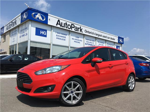 2014 Ford Fiesta SE (Stk: 14-30250) in Brampton - Image 1 of 24