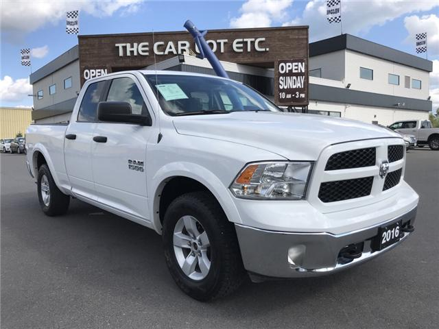 2016 RAM 1500 SLT (Stk: 18391) in Sudbury - Image 1 of 13