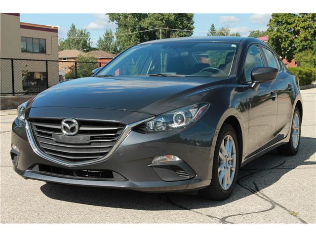 2014 Mazda Mazda3 GS-SKY (Stk: 1808370) in Waterloo - Image 1 of 24