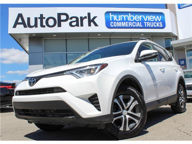 2017 Toyota RAV4 LE (Stk: 17-614032) in Mississauga - Image 1 of 26