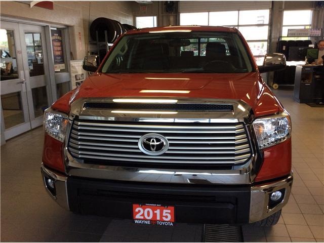 2015 Toyota Tundra Limited 5.7L V8 (Stk: 10819) in Thunder Bay - Image 2 of 25