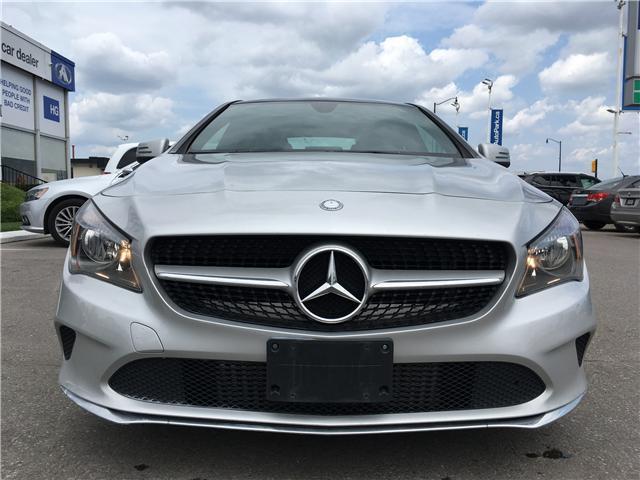 2017 Mercedes-Benz CLA 250 Base (Stk: 17-52476) in Brampton - Image 2 of 27