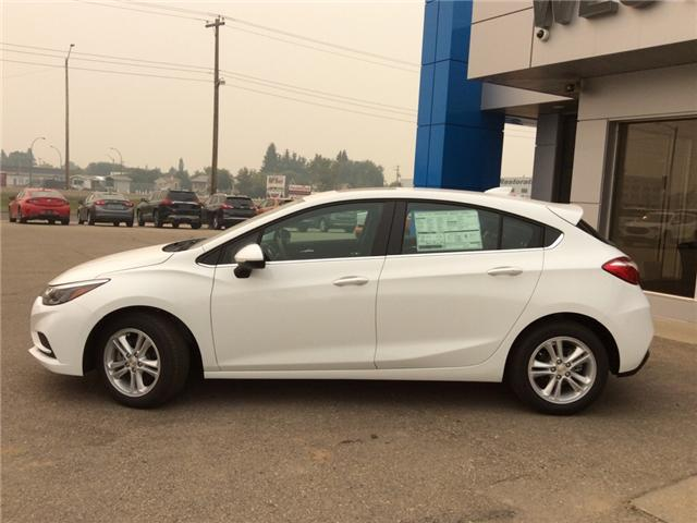 2018 Chevrolet Cruze LT Manual (Stk: 18C19) in Westlock - Image 2 of 26