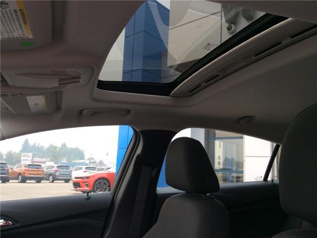 2018 Chevrolet Cruze LT Manual (Stk: 18C19) in Westlock - Image 15 of 26