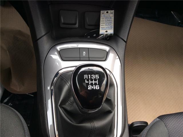 2018 Chevrolet Cruze LT Manual (Stk: 18C19) in Westlock - Image 21 of 26