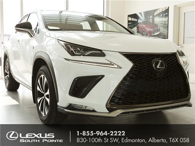 2018 Lexus NX 300  (Stk: L800439A) in Edmonton - Image 1 of 20