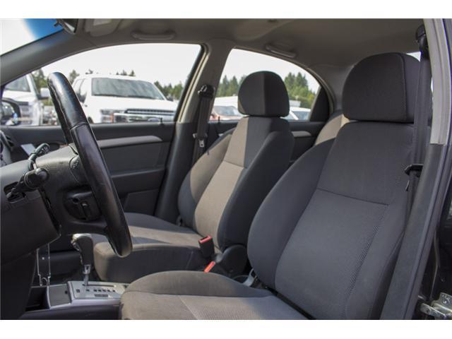 2011 Chevrolet Aveo LS (Stk: 7F27358B) in Surrey - Image 9 of 24