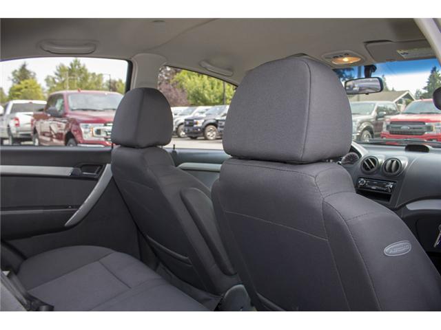 2011 Chevrolet Aveo LS (Stk: 7F27358B) in Surrey - Image 14 of 24