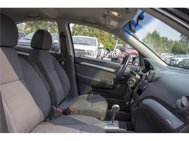 2011 Chevrolet Aveo LS (Stk: 7F27358B) in Surrey - Image 16 of 24