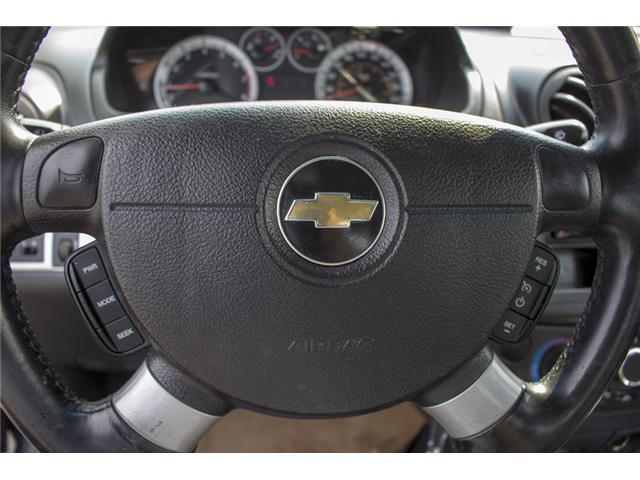 2011 Chevrolet Aveo LS (Stk: 7F27358B) in Surrey - Image 18 of 24