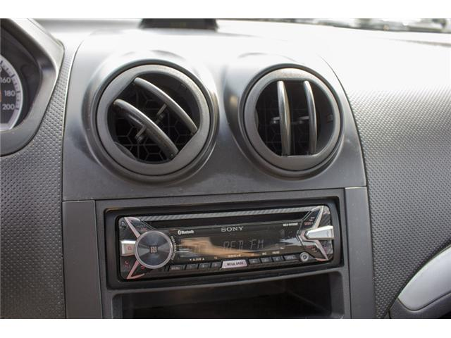 2011 Chevrolet Aveo LS (Stk: 7F27358B) in Surrey - Image 20 of 24