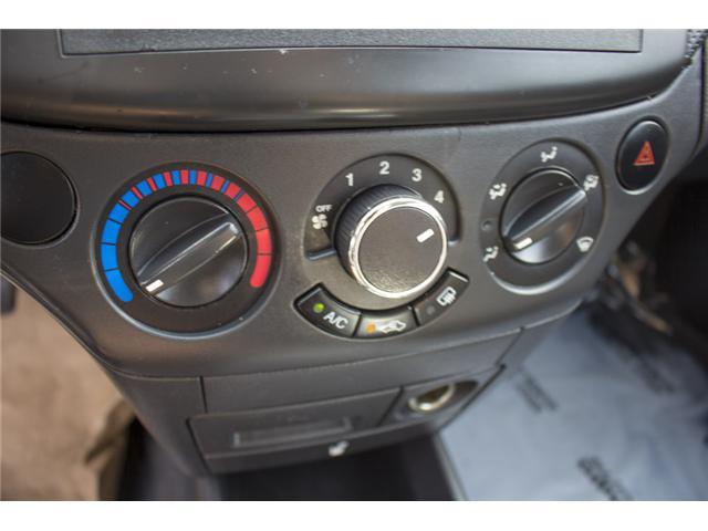 2011 Chevrolet Aveo LS (Stk: 7F27358B) in Surrey - Image 21 of 24