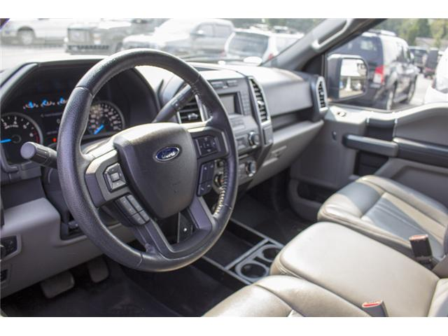2015 Ford F-150 XLT (Stk: 8F16360A) in Surrey - Image 10 of 24