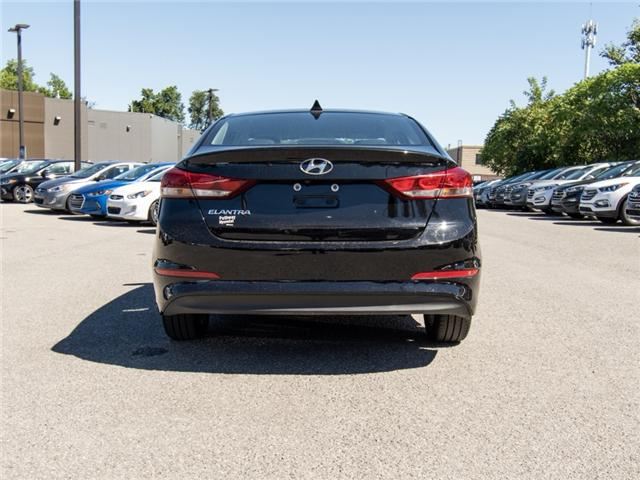 2017 Hyundai Elantra GL (Stk: R75525A) in Ottawa - Image 4 of 12