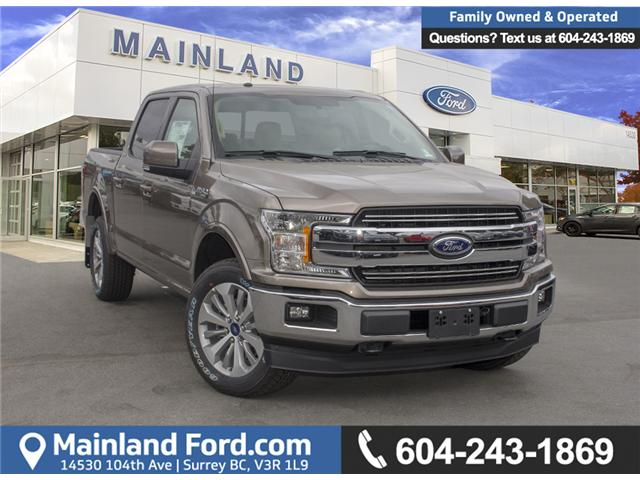 2018 Ford F-150 Lariat (Stk: 8F13675) in Surrey - Image 1 of 28