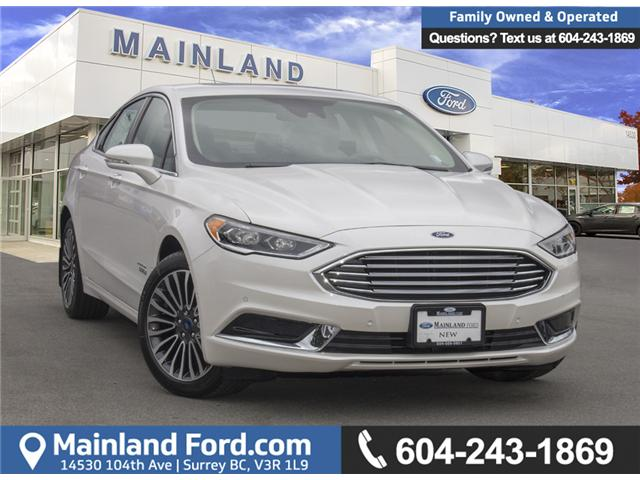 2018 Ford Fusion Energi SE Luxury (Stk: 8FU4220) in Surrey - Image 1 of 28