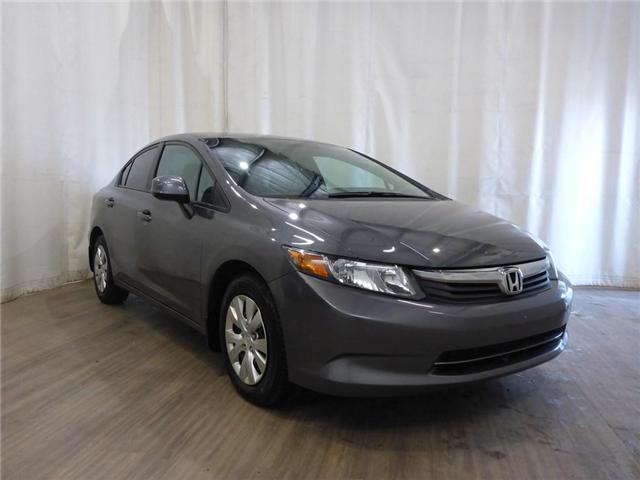 2012 Honda Civic LX (Stk: 18080314) in Calgary - Image 1 of 27