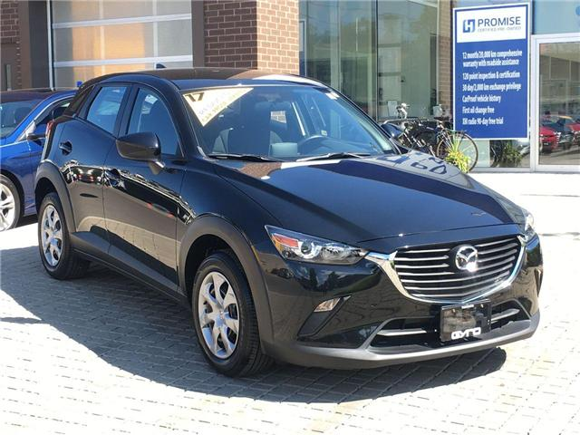 2017 Mazda CX-3 GX (Stk: 27710A) in East York - Image 1 of 28