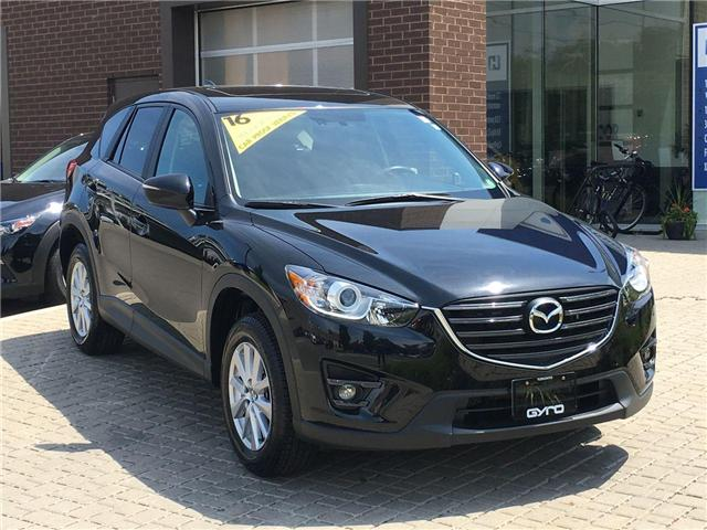 2016 Mazda CX-5 GS (Stk: 27734A) in East York - Image 1 of 29
