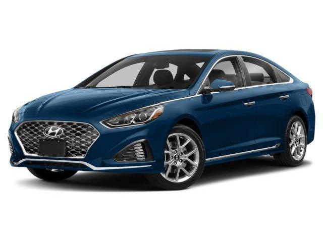 2018 Hyundai Sonata 2.0T Sport (Stk: R86327) in Ottawa - Image 1 of 9