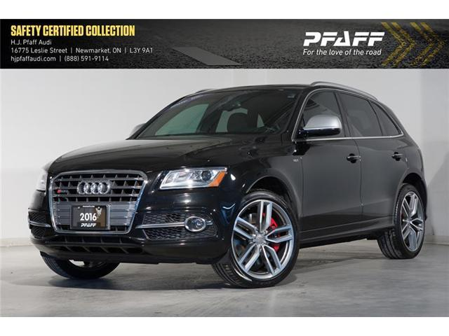 2016 Audi SQ5 3.0T Technik (Stk: 52941) in Newmarket - Image 1 of 16