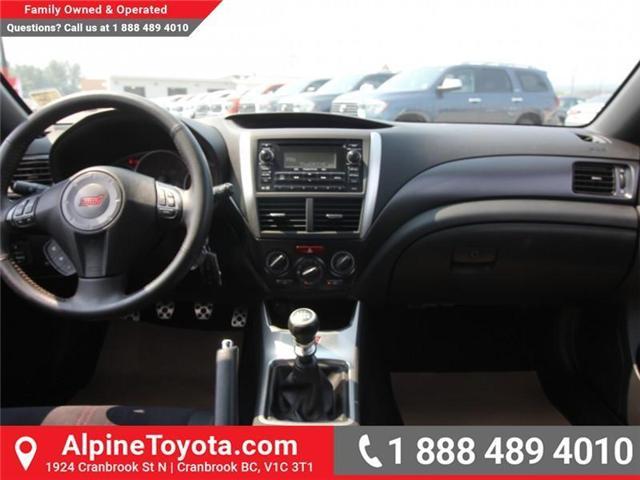 2011 Subaru Impreza WRX STi Base (Stk: 5520838B) in Cranbrook - Image 10 of 17
