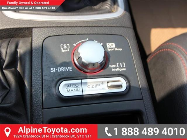 2011 Subaru Impreza WRX STi Base (Stk: 5520838B) in Cranbrook - Image 14 of 17