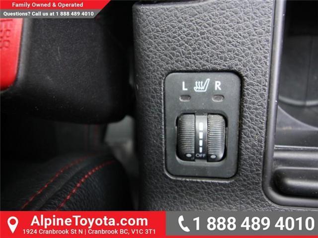 2011 Subaru Impreza WRX STi Base (Stk: 5520838B) in Cranbrook - Image 15 of 17