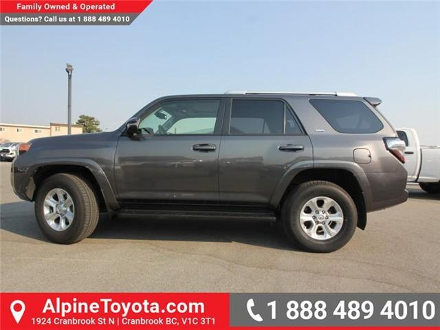 2016 Toyota 4Runner SR5 (Stk: 5282693M) in Cranbrook - Image 2 of 18