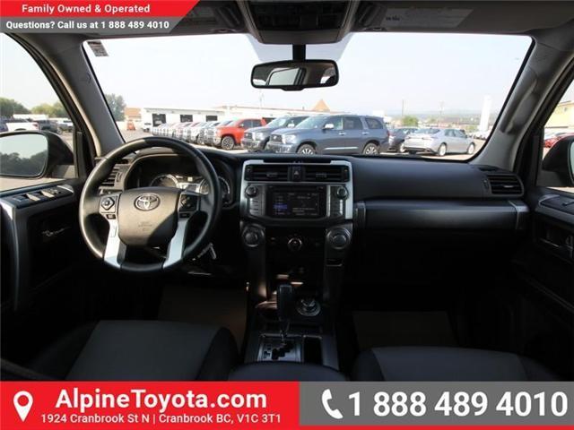 2016 Toyota 4Runner SR5 (Stk: 5282693M) in Cranbrook - Image 9 of 18