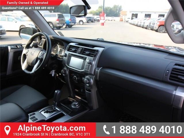 2016 Toyota 4Runner SR5 (Stk: 5282693M) in Cranbrook - Image 10 of 18