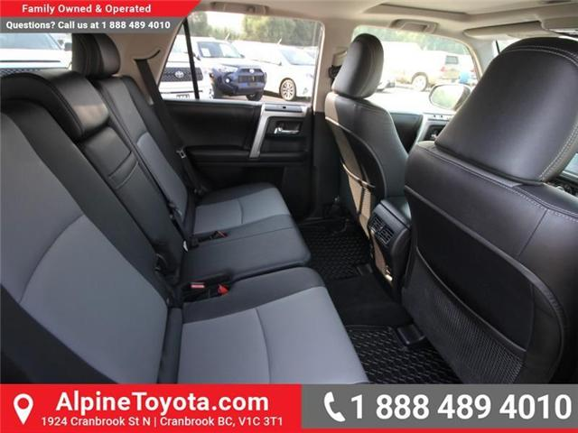 2016 Toyota 4Runner SR5 (Stk: 5282693M) in Cranbrook - Image 11 of 18