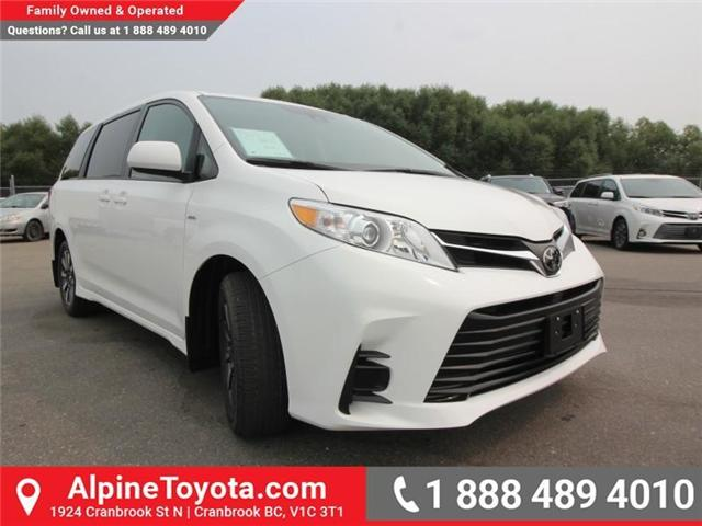 2018 Toyota Sienna LE 7-Passenger (Stk: S201313) in Cranbrook - Image 5 of 13