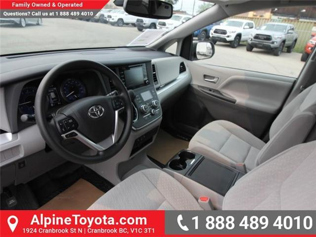 2018 Toyota Sienna LE 7-Passenger (Stk: S201313) in Cranbrook - Image 7 of 13
