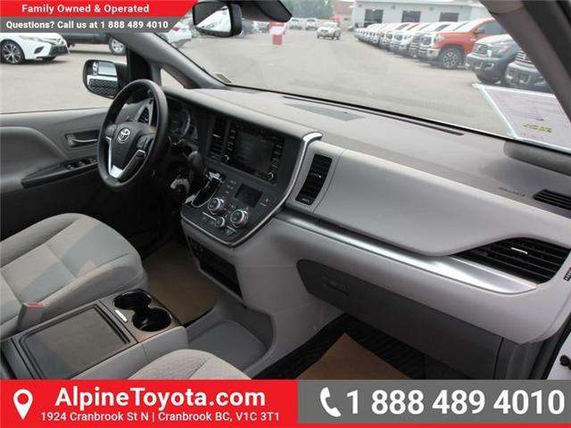 2018 Toyota Sienna LE 7-Passenger (Stk: S201313) in Cranbrook - Image 9 of 13