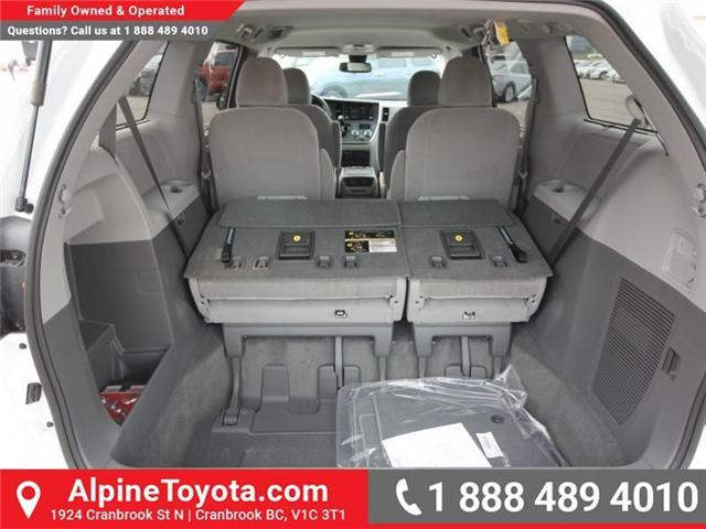 2018 Toyota Sienna LE 7-Passenger (Stk: S201313) in Cranbrook - Image 12 of 13