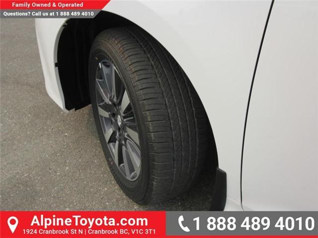2018 Toyota Sienna LE 7-Passenger (Stk: S201313) in Cranbrook - Image 13 of 13
