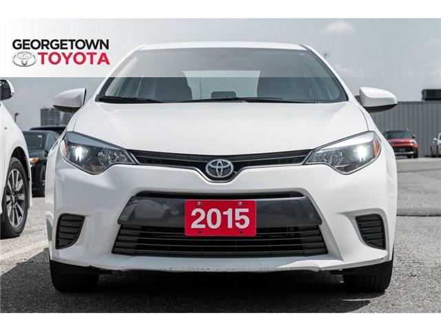 2015 Toyota Corolla  (Stk: 15-75680) in Georgetown - Image 2 of 20