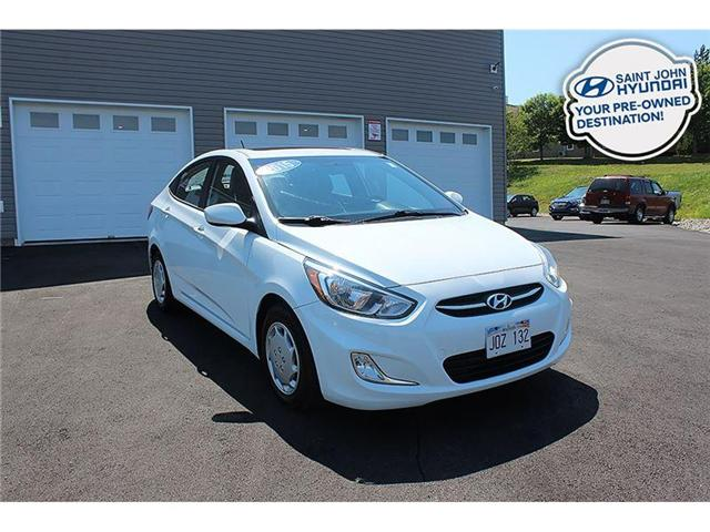 2015 Hyundai Accent SE (Stk: 89257A) in Saint John - Image 1 of 21