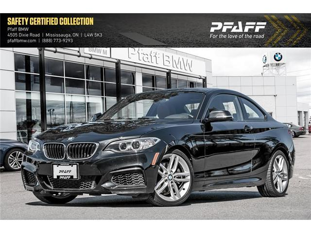 2014 BMW 228i  (Stk: U5060) in Mississauga - Image 1 of 17