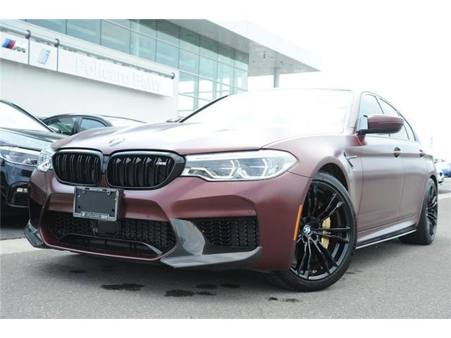 2018 BMW M5 Base (Stk: 8282062) in Brampton - Image 1 of 19