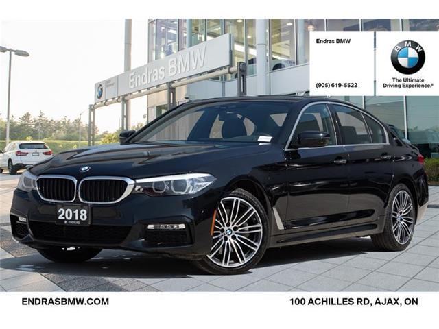 2018 BMW 530e xDrive iPerformance (Stk: P5559) in Ajax - Image 1 of 22