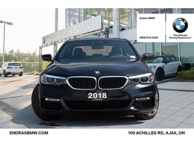 2018 BMW 530e xDrive iPerformance (Stk: P5559) in Ajax - Image 2 of 22