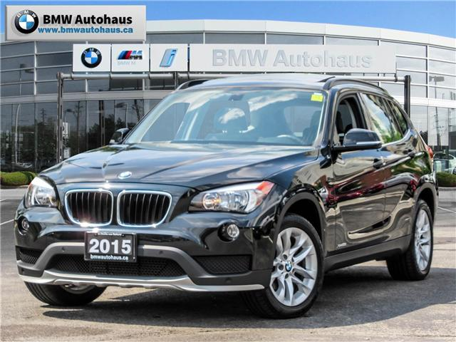 2015 BMW X1 xDrive28i (Stk: P8458) in Thornhill - Image 1 of 25