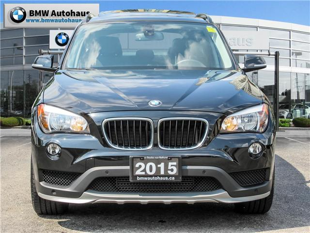2015 BMW X1 xDrive28i (Stk: P8458) in Thornhill - Image 2 of 25