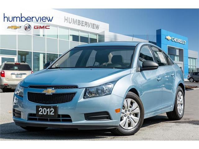 2012 Chevrolet Cruze LS (Stk: B8E040A) in Toronto - Image 1 of 19