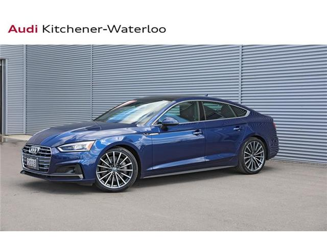 2018 Audi A5 2.0T Technik (Stk: A55065) in Kitchener - Image 1 of 22