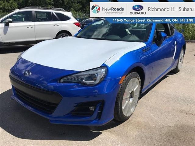 2018 Subaru BRZ Sport Tech RS (Stk: 31071) in RICHMOND HILL - Image 1 of 18