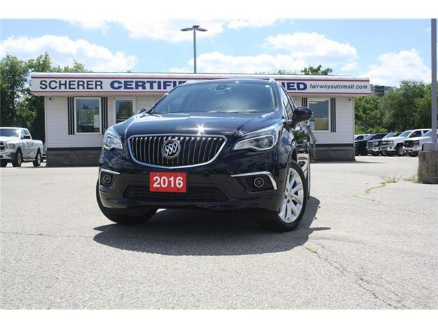 2016 Buick Envision Premium II (Stk: 1814990A) in Kitchener - Image 1 of 9