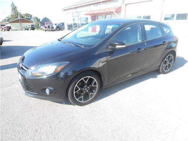 2013 Ford Focus SE (Stk: NC 3624) in Cameron - Image 1 of 10